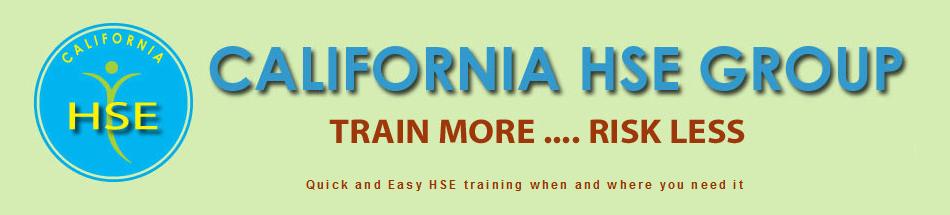 California HSE